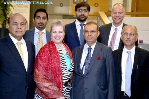 U S  Consul General in Karachi visits CDC House | News Update Times