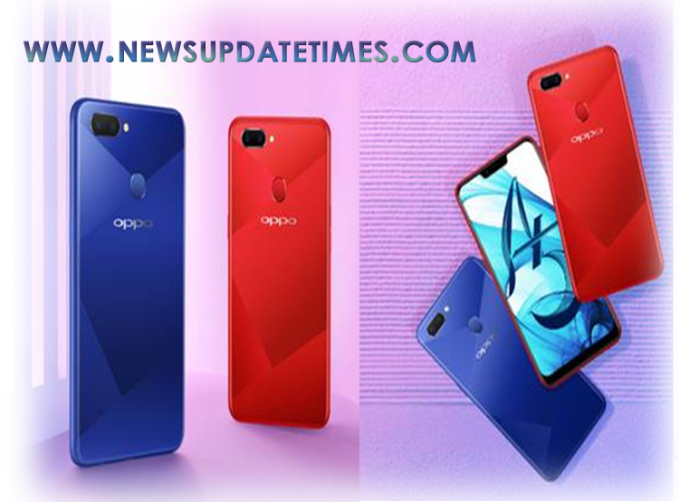 fc0d67aa4 OPPO Launches A5 with Super Full Screen Display and Dual Cameras ...