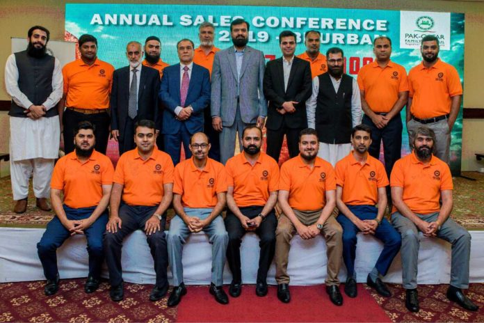Pak-Qatar Family Takaful holds annual sales conference in Bhurban