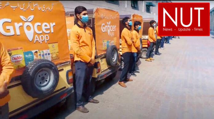 Pakistan's GrocerApp