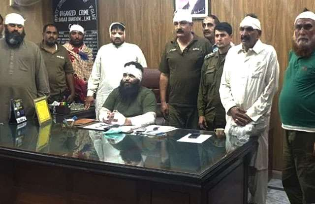 TLP Released 11 police