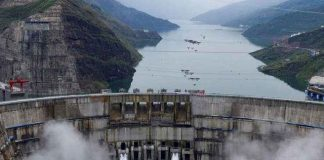 World's secondlargest hydropower dam goes online in China