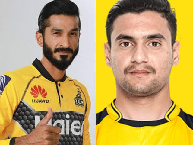Haider Ali, Umaid suspended from PSL 6 final