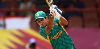Pakistani first Nida nears century of T20 wickets