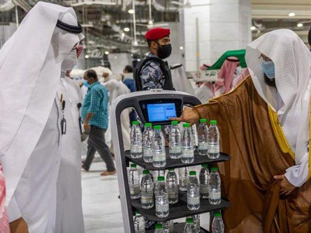 saudi arabia robots