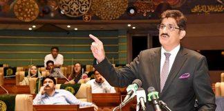 Rs1.47tr tax-free Sindh budget