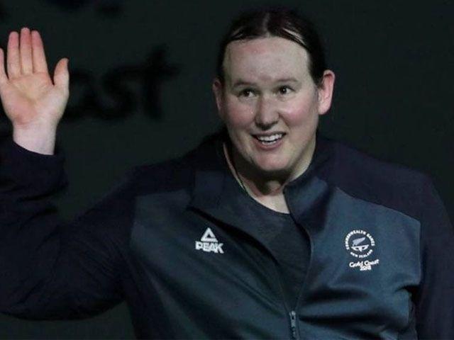 New Zealander world's first transgender Olympian