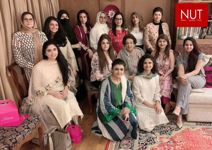 LADIESFUND launched a small network of women trailblazers across sectors in Lahore