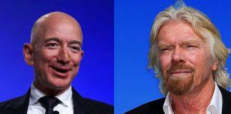 Billionaire Branson aims to reach space before Jeff Bezos
