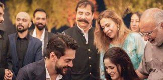Singing Sensation Aima Baig Engaged To Shahbaz Shigri.