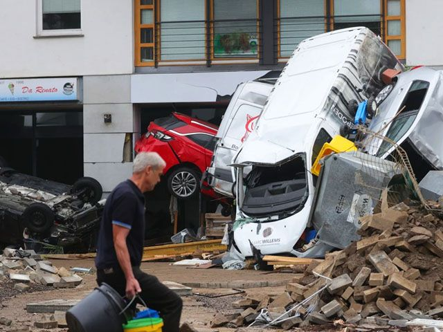 Floods leave 126 dead in Europe