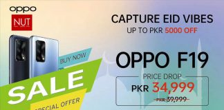 The Fun Never Stops! OPPO F19 Down To An Amazing New Price