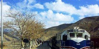 Pak Railways launches special tourist train in Balochistan